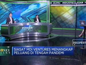 Strategi MDI Ventures Dorong Ekosistem Stratup Indonesia