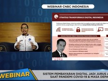 Genjot Transformasi Digital, Ini Tugas Kominfo dari Jokowi