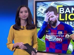 Banting Harga Lionel Messi