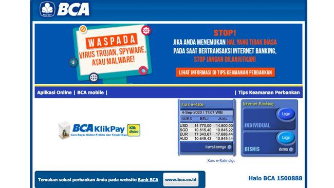 Mudah Ini Cara Mendaftar Bca Internet Banking