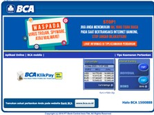 Mudah, Ini Cara Mendaftar BCA Internet Banking