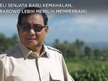 Prabowo 'Ogah' Beli Jet Tempur Hingga Tank Baru Karena Mahal?