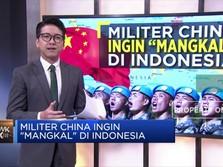 Militer China Ingin