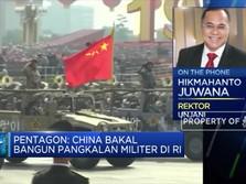 China Bangun Pangkalan Militer di RI,