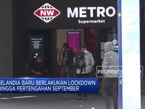 Selandia Baru Terapkan Lockdown Hingga Pertengahan September