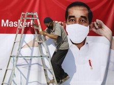 8 Bulan Perangi Covid-19, Jokowi Singgung Jamu Tradisional