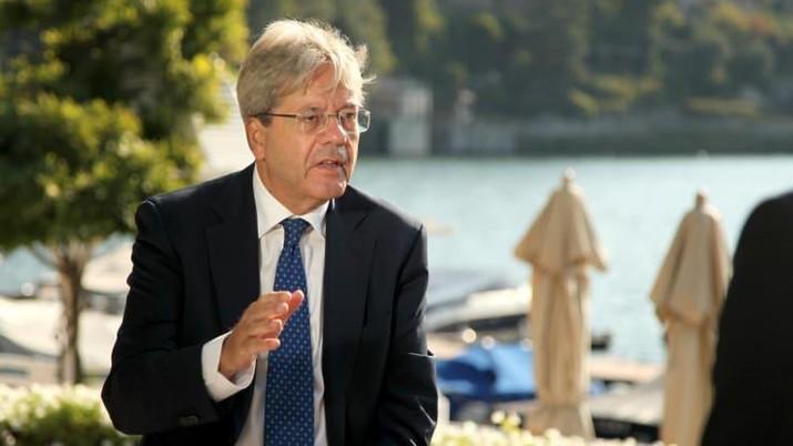Paolo Gentiloni, Komisioner Uni Europa untuk Ekonomi.