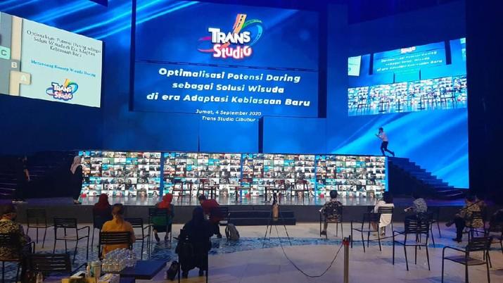 Wujud Nyata Trans Studio Theme Park untuk Dunia Pendidikan. (Dok.Trans Studio)