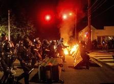 AS Rusuh & Bakar-bakar Lagi, 50 Orang Ditangkap