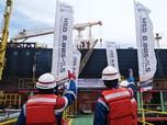 Perdana! Pertamina Ekspor 200.000 Barel Solar HSD ke Malaysia
