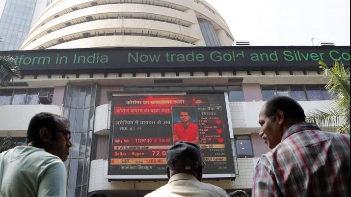 BSE Mumbai/AP Photo