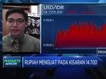 Cadev Naik, Rupiah Menguat Pada Kisaran Rp 14.700/USD