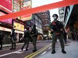 Hong Kong Membara Lagi, Milenial Pro Demokrasi Ditangkap