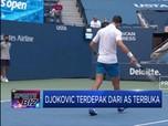 Gara-Gara Hal ini Djokovic Terdepak dari AS Terbuka