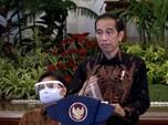 Kata Jokowi, Agar Ekonomi Baik Maka Kesehatan Harus Baik