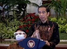 Top Pak Jokowi! Keringanan Iuran Jamsostek Diteken, Gaji Utuh