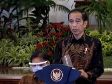 Simak 9 Titah Jokowi, Dari 'Lockdown' Hingga Cegah Resesi RI