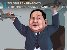 Tolong Pak Prabowo, RI Disebut Nunggak Utang Jet Korsel Rp6 T