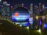 Penjualan iPhone Drop 21%, tapi Kinerja Apple Naik karena WFH