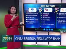 Cinta Segitiga Regulator Bank