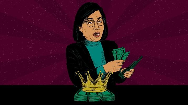 Infografis: Cash is The King & Pilihan Selamat Lewati Resesi Ekonomi