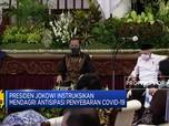 Jokowi Ingatkan Ancaman Klaster Baru Covid-19
