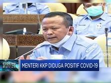 MenterI KKP Edhy Prabowo Diduga Positif Covid-19