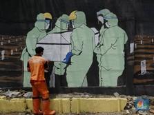 Tebet Barat Pimpin Kasus Covid-19 Tertinggi di Jakarta