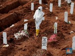 Pakar Epidemi: Jangan Percaya Data Covid-19 RI Melandai
