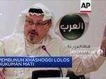 Pembunuh Khashoggi Lolos Hukuman Mati