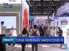 Perdana! China Pamerkan Dua Vaksin Covid-19