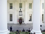 Duh Mr Trump, Gedung Putih Diselidiki soal Suap Lobi Rahasia