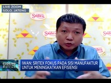 Demand Domestik, Penopang Industri Tekstil Saat Pandemi