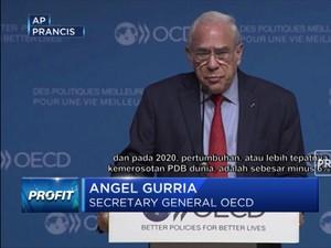 Ada Corona, OECD Prediksi Ekonomi Dunia Turun 6%
