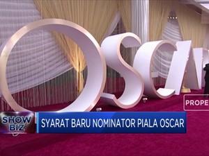 Syarat Baru Nominator Piala Oscar