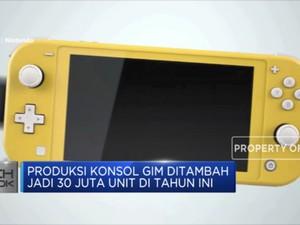 Permintaan Berlimpah, Nintendo Tambah Produksi Konsol Gim