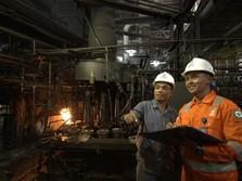 PGN: Serapan Gas di Industri Keramik-Kaca Tumbuh Signifikan