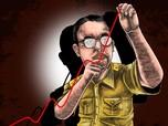 Top Pak Anies! Kasus Covid-19 di DKI Terendah Sejak 4 Oktober
