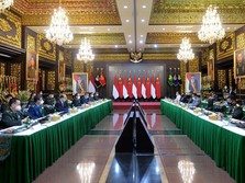 Top! Prabowo-Menhan China Kopi Darat Bahas Laut China Selatan