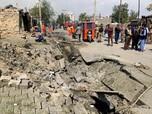 Bom Bunuh Diri Sasar Wapres, 10 Orang Tewas di Afganistan