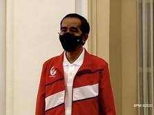 Jokowi Minta Luhut-Doni Kawal Penurunan Corona di 8 Provinsi