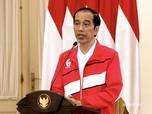 Covid-19 Masih Mengganas, Jokowi Terus Tambah Tempat Isolasi