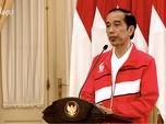 Anies 'Kunci' DKI, Jokowi Kembali Rapat Secara Virtual