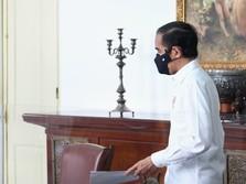 Peringatan Keras Jokowi: Menteri Jangan Jalan Sendiri!