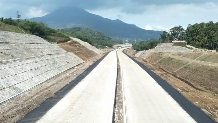 Proyek Tol Cisumdawu (Dok. Brantas Abipraya)