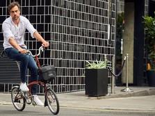 Gegara PSBB Total, 10 Kawasan Pesepeda di Jakarta Ditiadakan