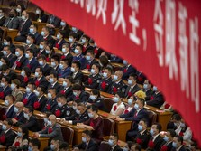 Begini 'Pesta' China, Rayakan Kemenangan Perang Lawan Covid