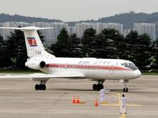 Mengenal Air Koryo: Maskapai Kim Jong Un, Terburuk di Dunia?