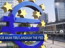 Akankah ECB Tiru Langkah The Fed Revisi Target Inflasi?