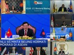 AS Minta ASEAN Lawan Dominasi China